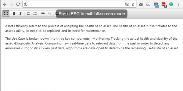 CKEditor全屏模式添加按键退出与提示框